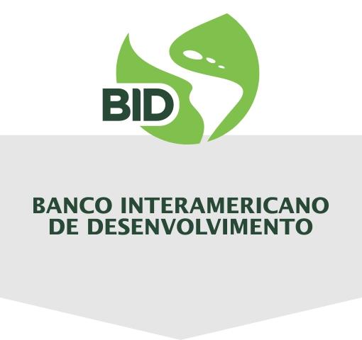 BID, Banco Interamericano de Desenvolvimento.